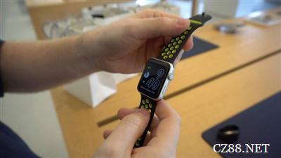 Apple Watch Nike+ 上手体验