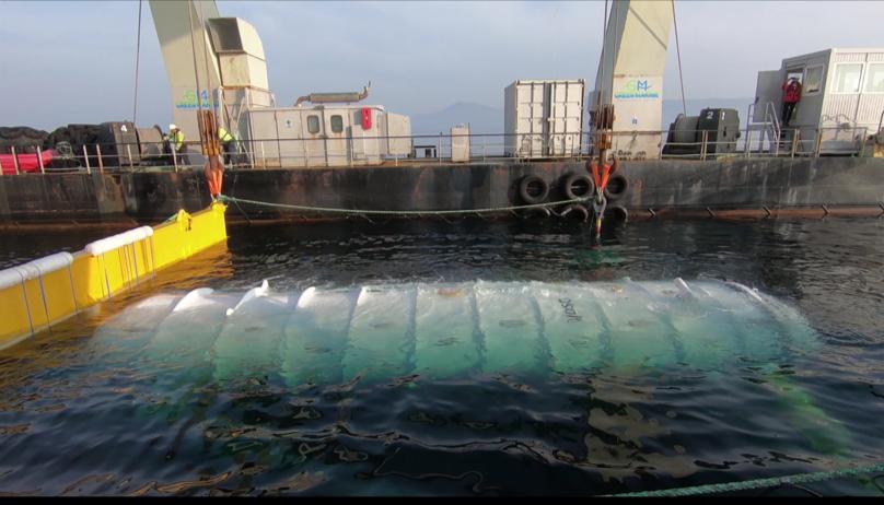 Microsoft Successfully Tests Submarine Data Center Rapid Deployment