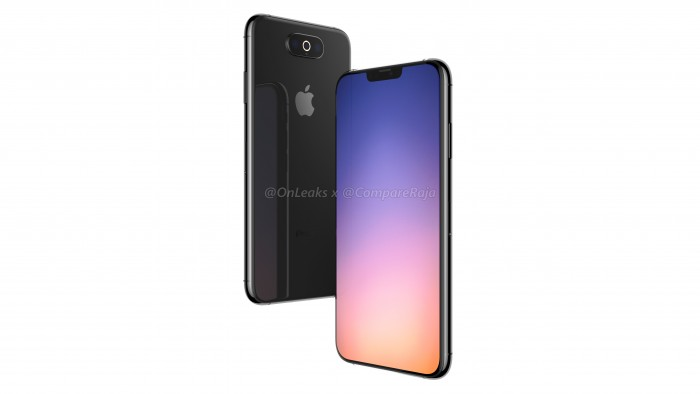iPhone XI new renderings appreciation: bangs zoom out, three