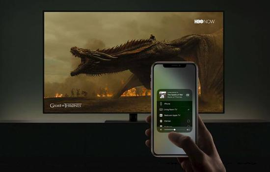 LG 2019 Smart TV will support AirPlay 2 and HomeKit_China IT News