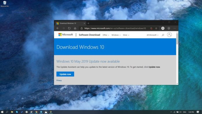 Tips] How to download Windows 10 May 2019 updates directly from a