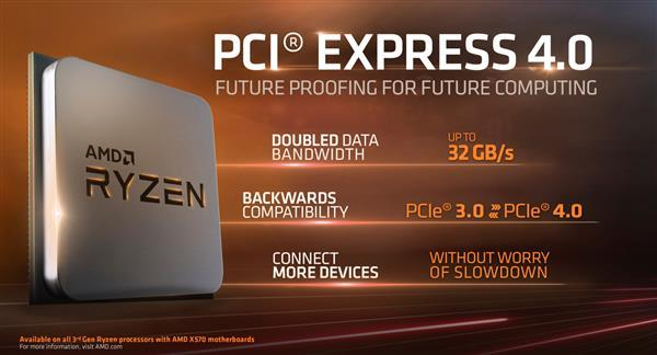 Intel argues that AMD pushing PCIe 4 0 is useless: game performance
