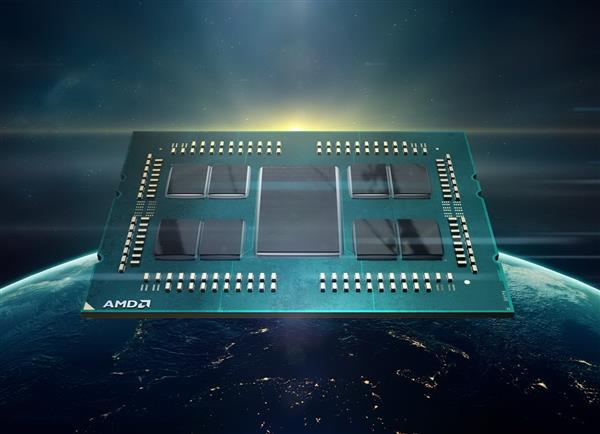 AMD 7Nm Xiaolong 2nd Generation Processor Family Fortune: 64