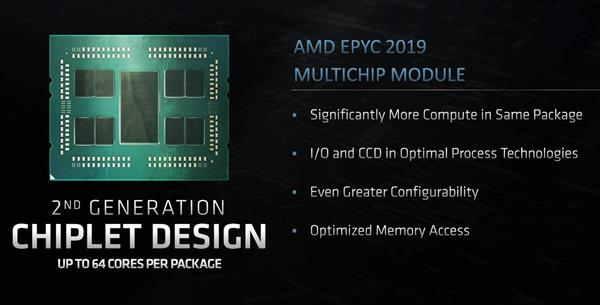 AMD Announces Coming Soon 7nm EPYC Processor: 64 Core 128 Threads